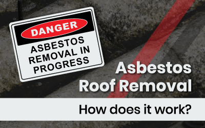 Asbestos Roof Removal – How does it work?